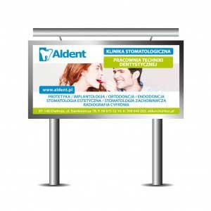 billboard wizualizacja