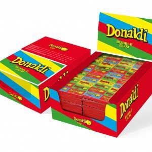 opakowania - guma donaldi