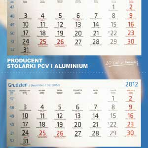 kalendarz - altom