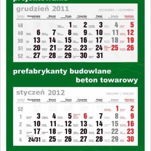 kalendarz - grupa cb