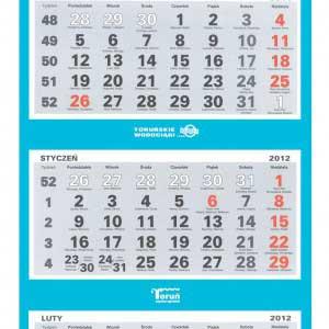 kalendarz - toruńskie wodociągi
