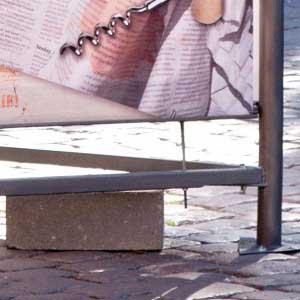 delta ekspozytor reklama zewnętrzna
